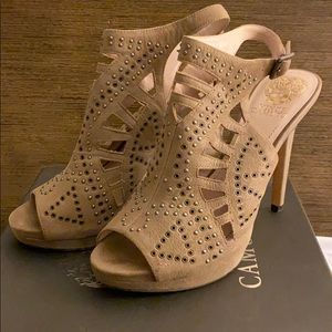 Vince Camuto Cassi Heels - Great for fall!